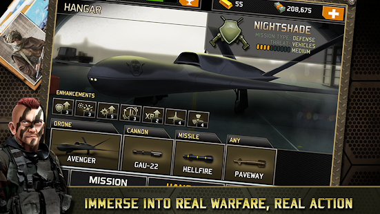 Drone Shadow Strike Screenshot 32