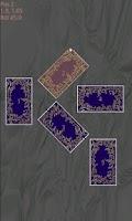 Screenshot of Tarot Touché