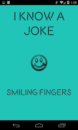 I know a joke