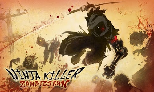 Ninja Killer: Zombies Run v1.4