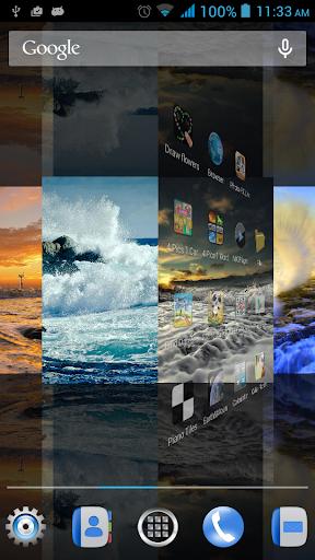 Waves Live Wallpaper