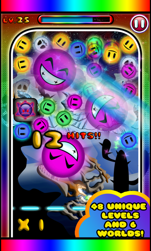 Rainbow Trail - Bubble Shoot - screenshot