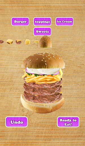 Fast Food Lunch Maker FREE