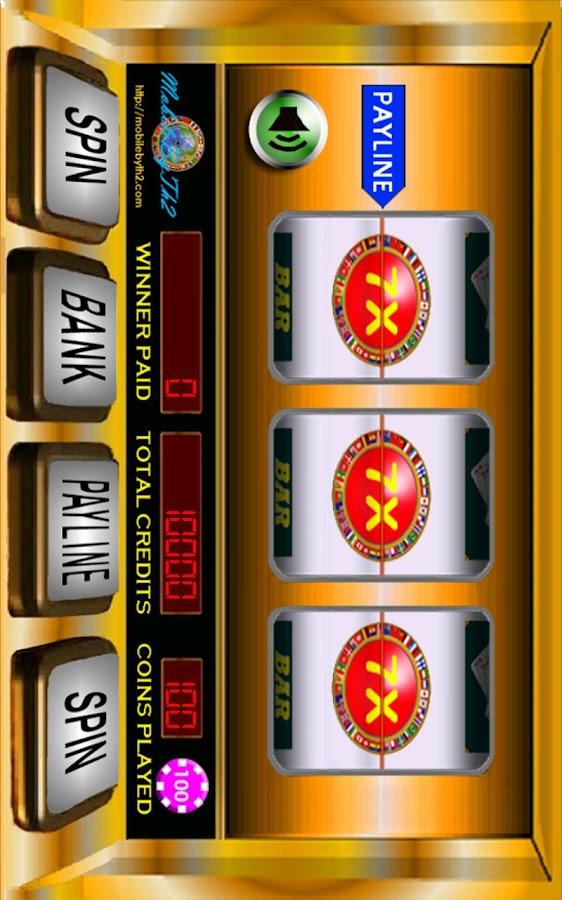 Mega Slot Pro HD for Tablet- screenshot