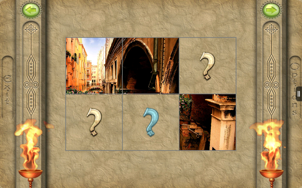 FlipPix Jigsaw - Bridges- screenshot