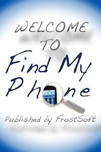 Find My Phone - screenshot thumbnail