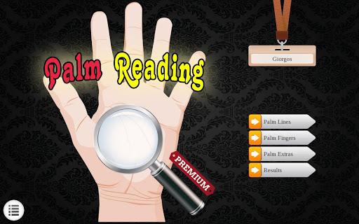 Palm Reading Premium HD Lite