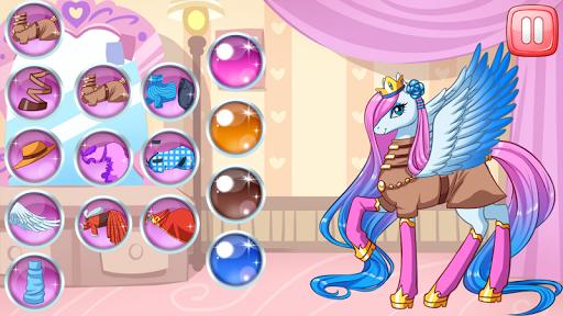 Pegasus Dress Up