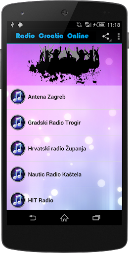 Croatia Music RADIO
