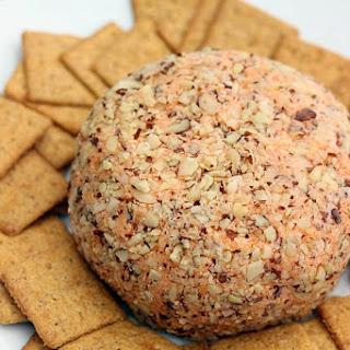 Buffalo Ranch Cheese Ball.