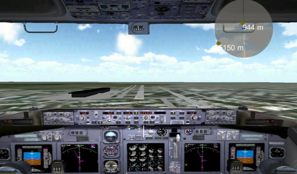 Flight Simulator Boeing Free - screenshot