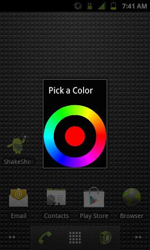 screenshot no root shakeshot apk