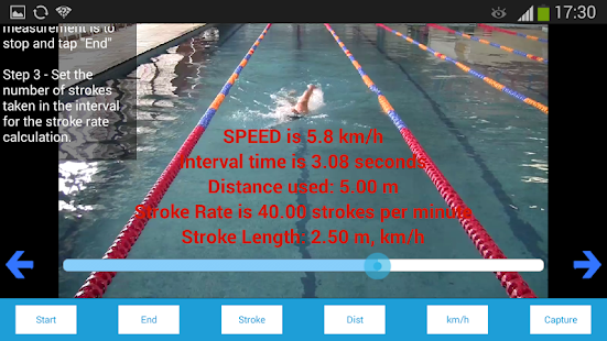 Swim Coach Plus- screenshot thumbnail