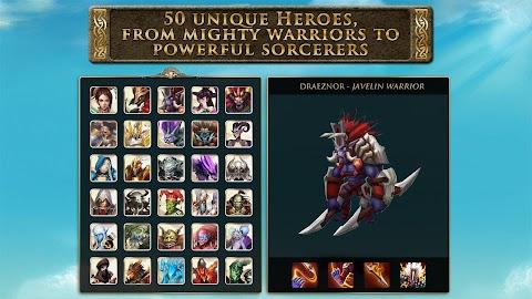 Heroes of Order & Chaos Screenshot 5