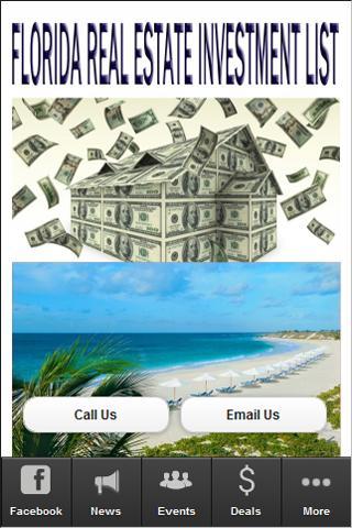 Florida Real Estate List