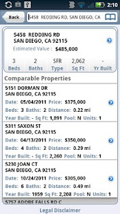 Property Profiles CA - screenshot thumbnail