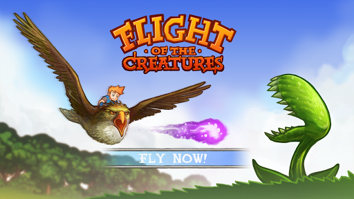 Flight of the Creatures