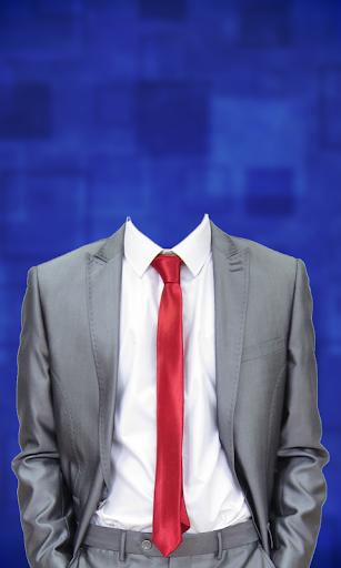 Men's Photo Suit