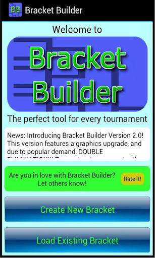 Bracket Builder