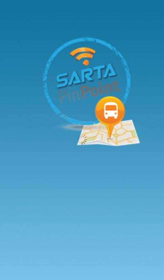 SARTA Pinpoint - screenshot