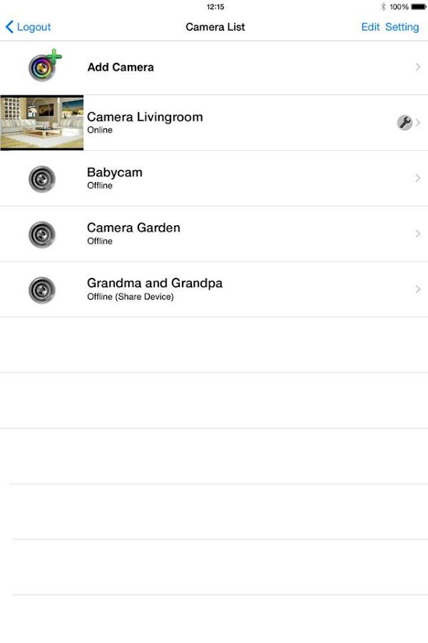 DIGITUS Plug&View- screenshot