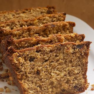 Hazelnut Date Bread