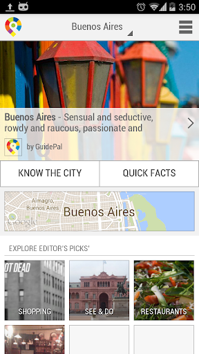 Buenos Aires City Guide