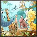 Animal toddler for kids FREE 1.3 icon
