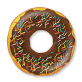 donut battery widget 1
