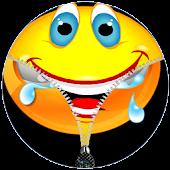 Happy Face zip Unlock Screen