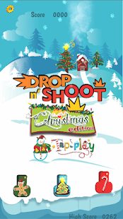 Drop n' Shoot - Xmas Edition- screenshot thumbnail