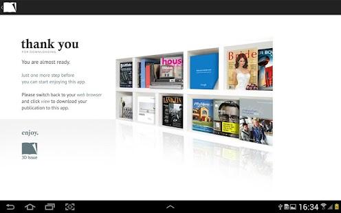 Flipbook Viewer - screenshot thumbnail
