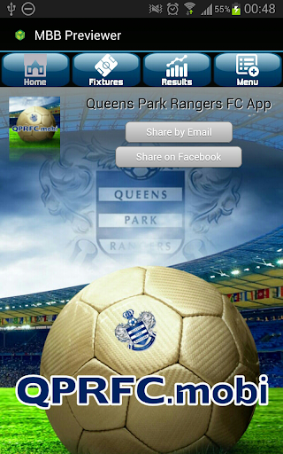 QPR FC Mobi