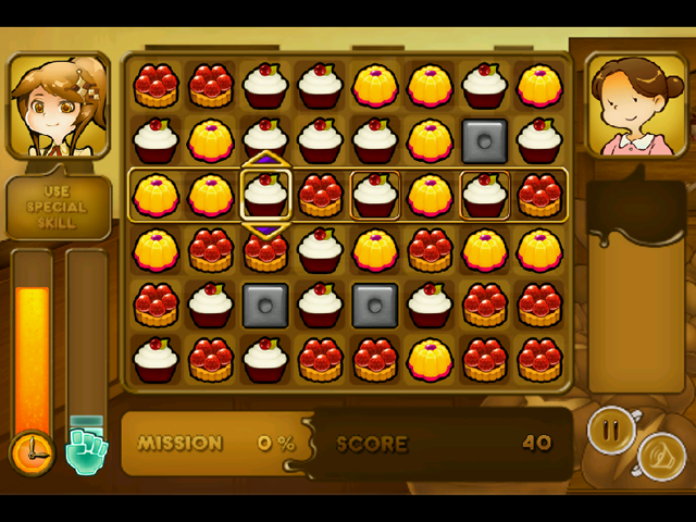 Bread Sweets & Tales - screenshot
