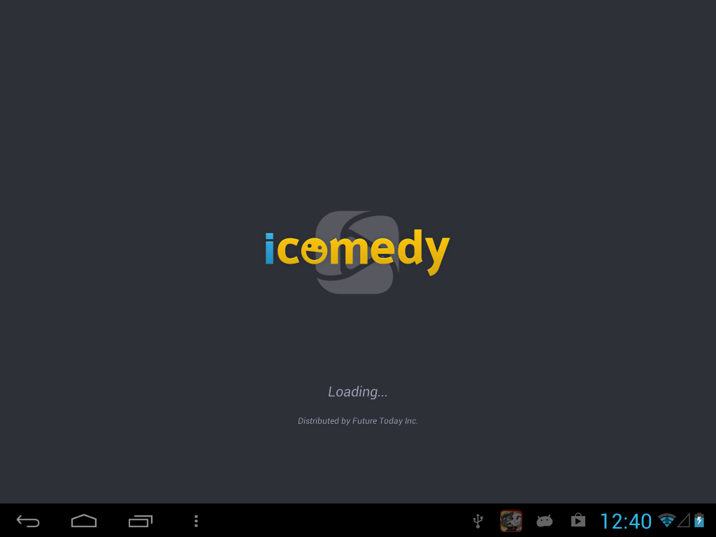 iComedy- screenshot