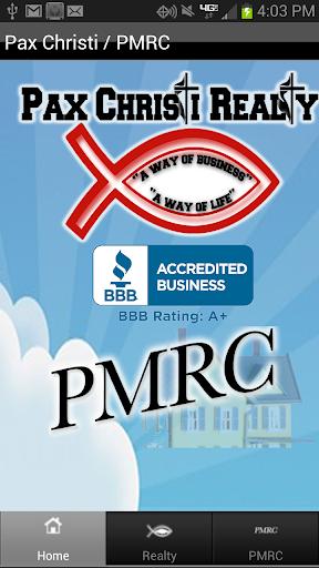 PMRC Pax Christi Realty