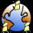 LibreGeoSocial 1.2 logo