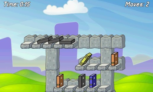 Domino Run Lite - screenshot thumbnail