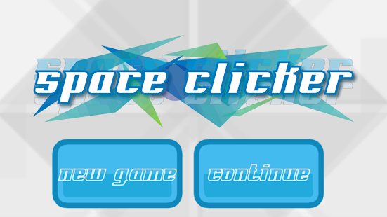 Space Clicker- screenshot thumbnail
