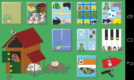 Kids' Animal Games
