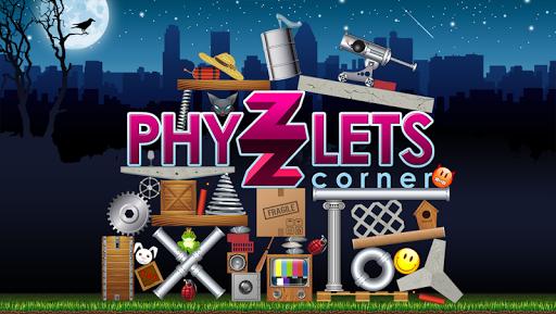 Phyzzlets Corner