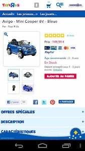 "Toys""R""Us France screenshot 3"