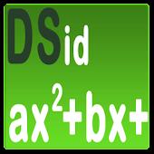 Fórmulas Matemáticas (tablas)