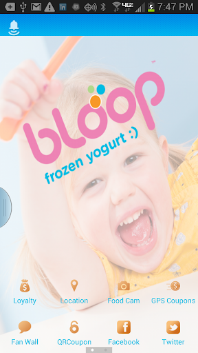 Bloop Vinton Frozen Yogurt
