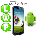 Galaxy S4 Touch Live Wallpaper icon