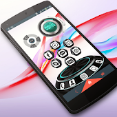 Milky  Next Launcher 3D Theme