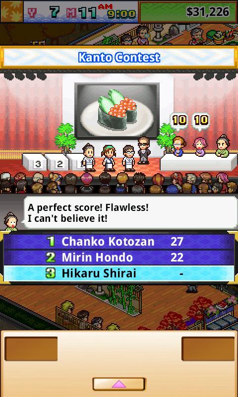 The Sushi Spinnery screenshot #7