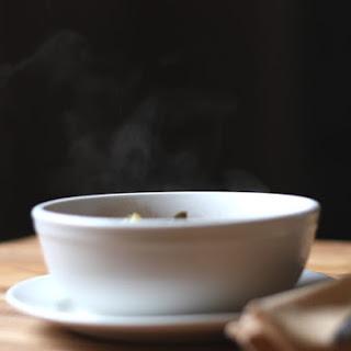 Swiss Chard Chicken Soup