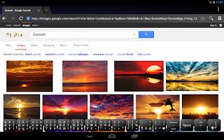 Screenshot of Bauer Keyboard