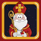 Sint and Piet lost presents icon